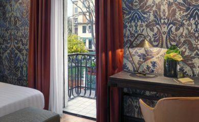 Hotel American Dinesen, Venice, Italy, ph: Andrea Sarti